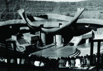 Paolo Soleri Amphitheater, courtesy of IAIA