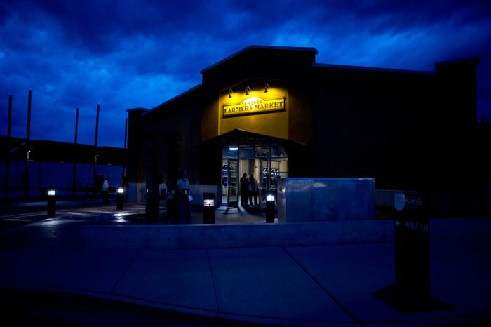 Opening Exhibit at Site Santa Fe